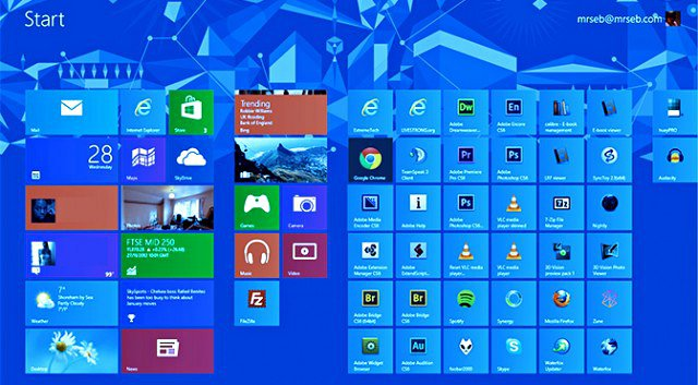 windows-blue-render Microsoft Switching to Yearly Updates? Windows Blue Said to Be in Alpha Testing Now