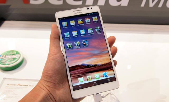 130125-huawei1 Huawei Propels Itself to Become 3rd Biggest Smartphone Maker