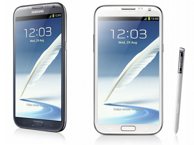Galaxy-Note-ii-640x480 Samsung on Pace to Exceed 10 Million in Note 2 Sales