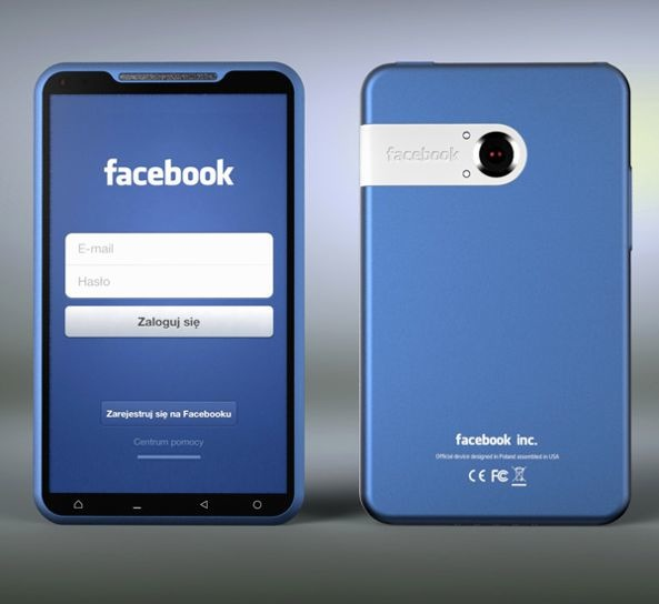 fb-phone-de Possible Facebook Phone To Be Announced Tomorrow? [Rumor]