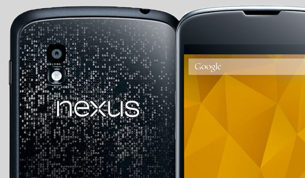 nexus-4 Google confirms solving Nexus supply is a main priority