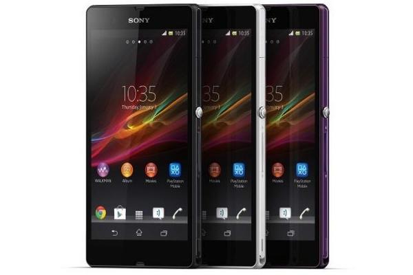 sony-xperia-z Sony Xperia Z Officially Announced
