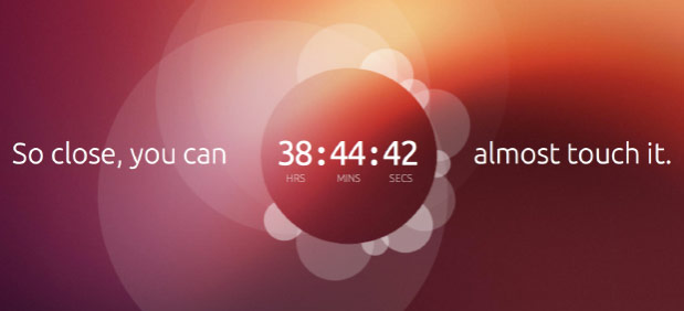 ubuntu-count Canonical Begins Countdown to New Touch Features for Ubuntu
