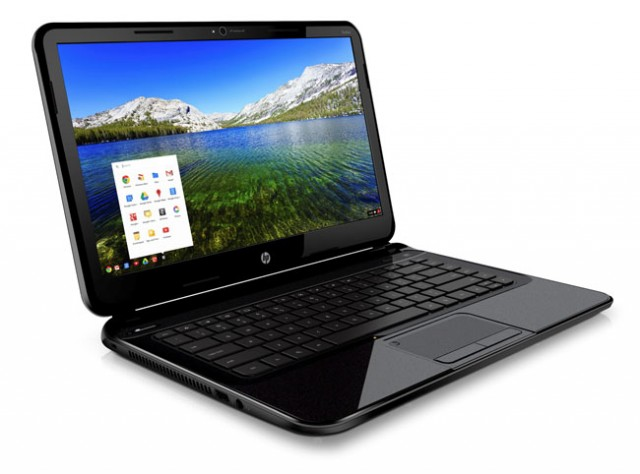 HP-chrome-640x474 HP Pavilion 14 Chromebook Now Official, Sets You Back Just $330