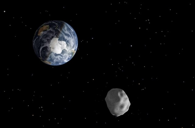 da14-640x419 Time Lapse of Asteroid DA14 As it Passes By Earth