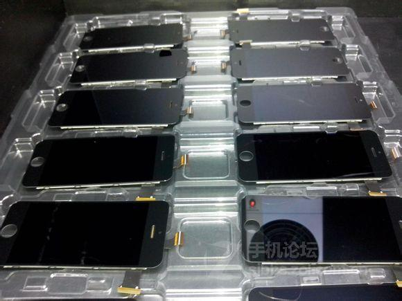 iPhone-5S Possible Pictures of iPhone 5S in Production