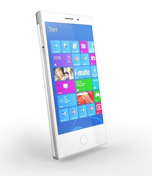 imate i-Mate Phone Runs On Windows 8 Pro, not Windows Phone 8