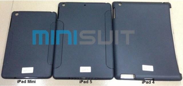 ipad-5-case-leaked Alleged iPad 5 case suggest iPad Mini style redesign