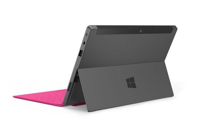 surface-back Surface RT Update Fixes Wi-Fi Issues