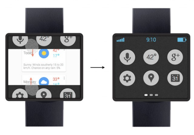 Google-Smartwatch-Concept-640x447 Google Working on a Smart-watch to Rival Apple and Samsung?