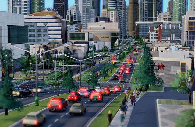SimCity-Servers SimCity Server Problems Solved
