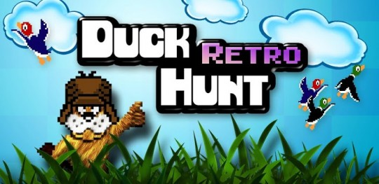 duckretro-540x263 Duck Retro Hunt Brings 8-bit Duck Blasting to Your Mobile
