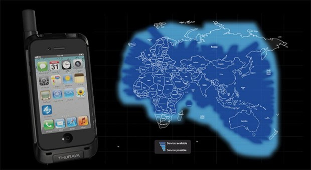satsleeve SatSleeve Turns Your iPhone into a Satellite Phone