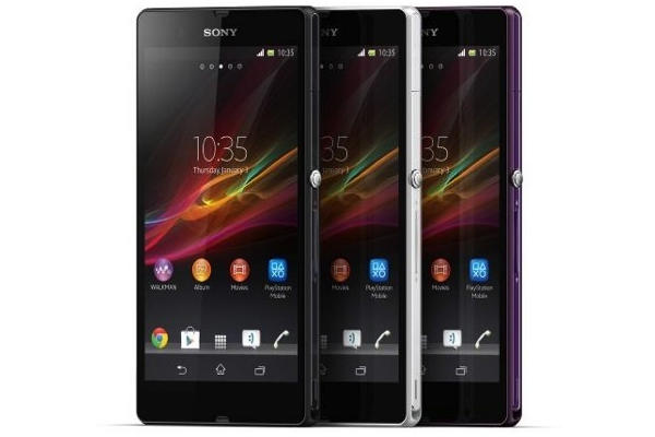 sony-xperia-z Sony Xperia Z versus Samsung Galaxy S4