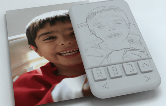 BrailleSmartphone First Braille Smartphone Could be Out by the Year's End