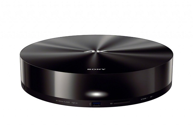 Sony-FMP-X1-4K-media-player Sony FMP-X1 4K Media Player Coming This Summer