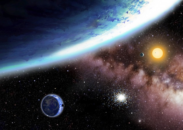 kepler-exoplanets Kepler Spots Two New Planets, One is A So-Called 'Super Earth'