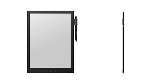 mobius-ereader-sony Sony 13.3-Inch e-Reader For Students