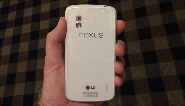 white-nexus-4 White Nexus 4 And Android 4.3 Jelly Bean Coming Next Month