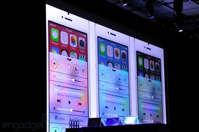 ios71-640x425 Apple's iOS 7 is Official, Brings Major Design Changes