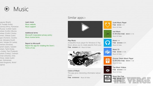 windows-store-music Windows 8.1 Screenshots Leaked (Video)
