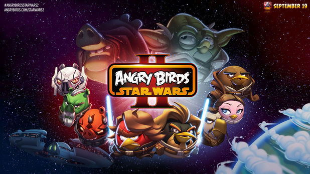 absw2 Rovio Announces 'Angry Birds Star Wars II'