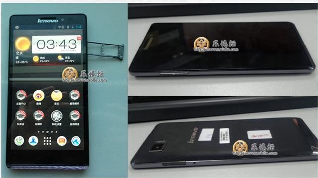 lenovo-snapdragon-800 Lenovo Flagship Smartphone With Snapdragon 800