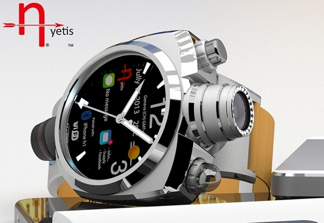 hyetis-crossbow Hyetis Crossbow: A $1,200 Smartwatch With 41MP Camera