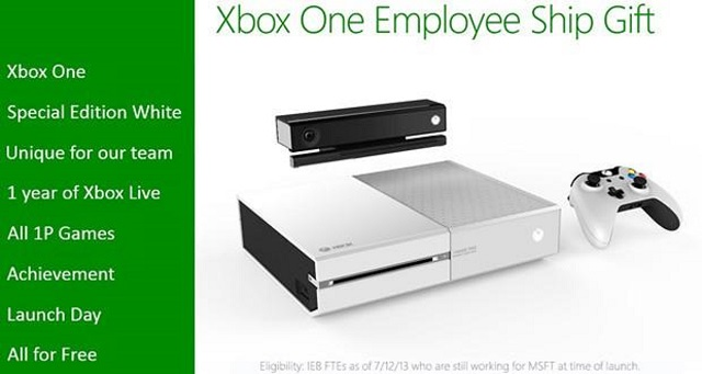 white-xbox-one White Xbox One Certainly Looks Nice - But You May Never Actually See It