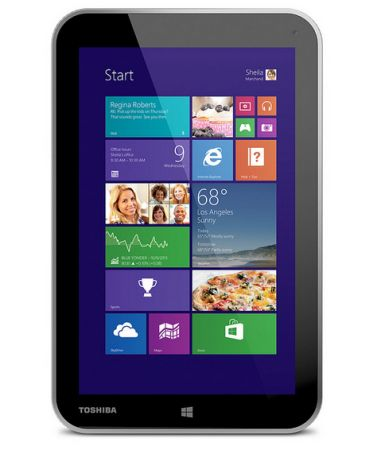 encore Toshiba Introduces Two New Budget Windows 8.1 Tablets at IFA, Starting at $330