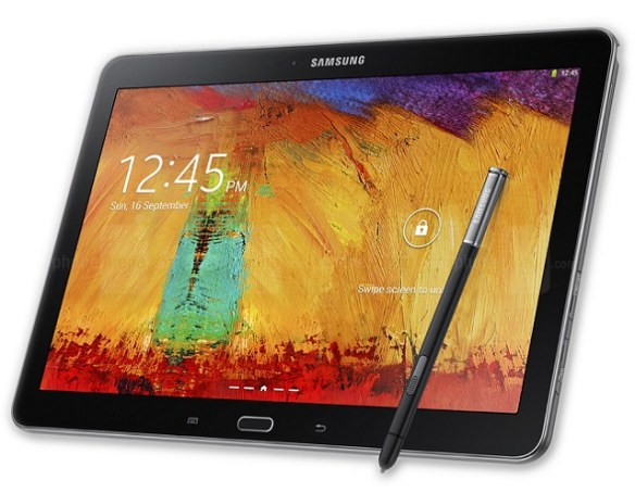 galaxy-note-10-1-2014 Samsung Galaxy Note 10.1 2014 Edition Coming to the United States on October 10th