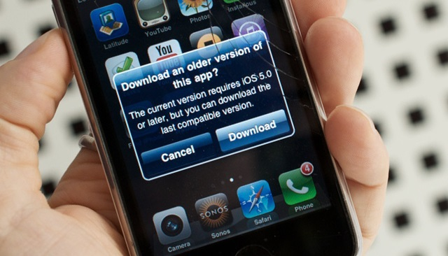 ios4app Last Compatible Versions Of Apps Available From The App Store