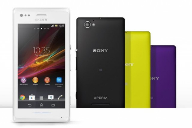 xperiam-640x429 Sony Xperia M Arrives in the United States, Just $249.99 Outright
