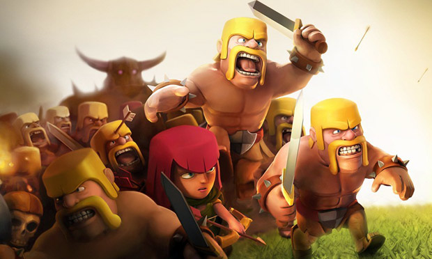 131015-clash Clash of Clans Dev Supercell Injected with $1.5 Billion from Softbank, GungHo Online
