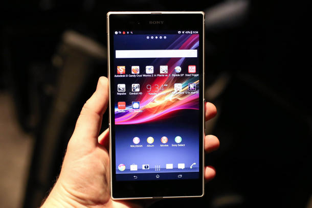 131015-sony Unlocked Sony Xperia Z1, Z Ultra, Smartwatch 2 Now Available in US Online Store