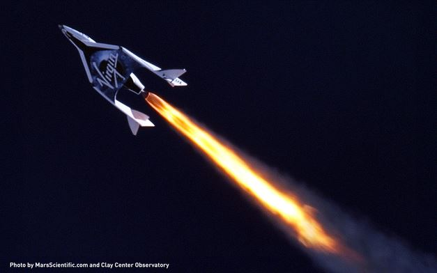 131018-virgin Virgin Galactic Wants to Fly You From London to Australia in 2.5 Hours