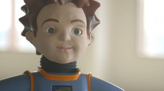 131030-robo  Video: Say Hello to the World's First Advanced Social Robot