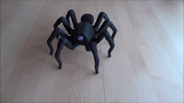 131114-spider-640x359 Pre-Order Your Robugtix T8X Robot Spider for $499