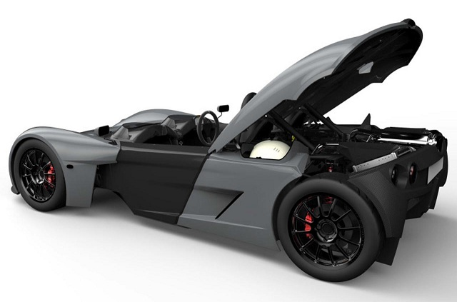 elemental-rp1-1 Elemental RP1: The Street-Legal Track Toy With A 280 bhp EcoBoost Engine
