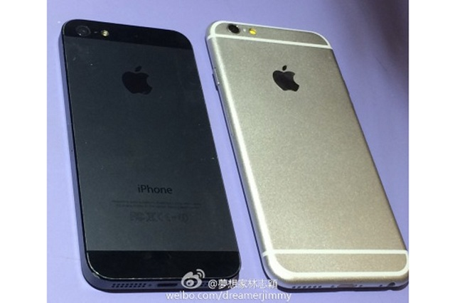iphone-6-iphone-5s Apple iPhone 6 Leaked Again