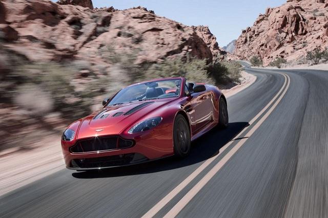 Aston-Martin-V12-Vantage-S-Roadster Aston Martin V12 Vantage S Roadster Officially Unveiled (Gallery)