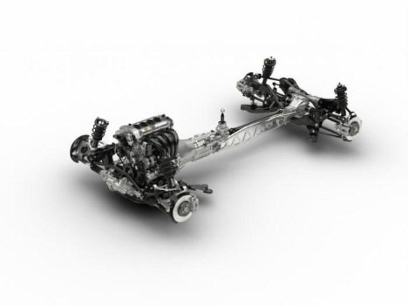 Mazda-MX-5-chassis 2015 Mazda MX-5 Miata To Be Revealed On September 4