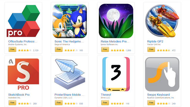 amazon-appstore-giveaway Amazon Appstore Giveaway: $165 Worth Of Paid Apps And Games