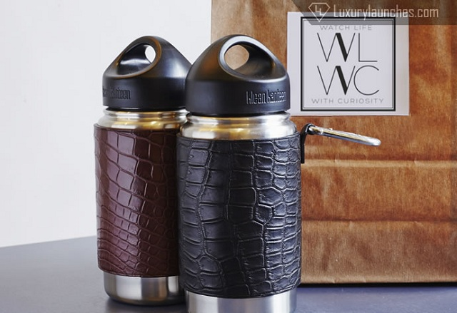 coffee-tumbler-crocodile-skin Do We Need A Coffee Tumbler Covered With Crocodile Skin?