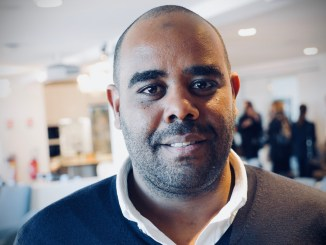 Aniss Boumrigua, IT manager chez Rue du Commerce