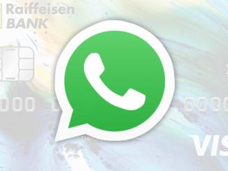 whatsapp raiffeisenbank