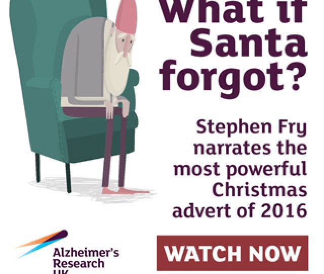 Alzheimers Charity Turns To Beacons For Santa Forgot Christmas Campaign Mobile Marketing Magazine