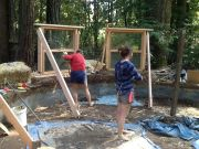 Cob House Building Tons Of Pics Tons Of Fun Life Is