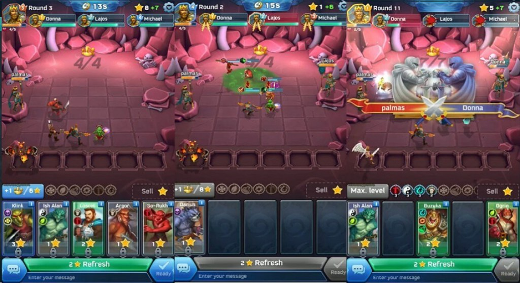 Auto Royal Chess: First Mobile Game combining Auto Chess with RPG and Strategy