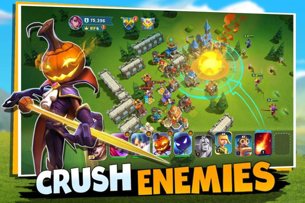'Castle Clash: New Dawn' by IGG Has Been Soft-Launched